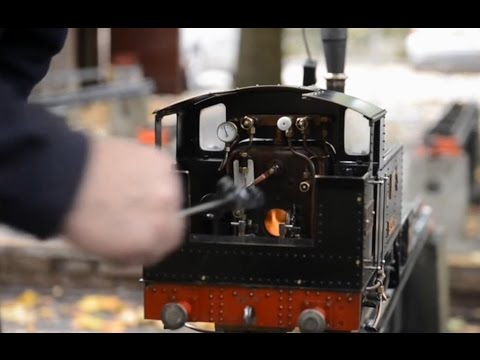 Norwegian film about Sale Area Model Engineering Society SAMES to be shown in Norway (Live Steam)