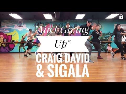 AIN'T GIVING UP - Craig David & Sigala   @ChrisUrteaga Choreography