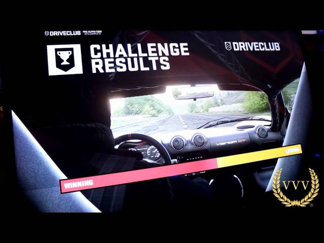 Driveclub Extended Dev Chat Gameplay E3 2013