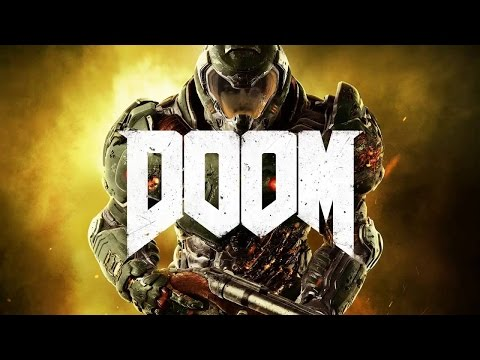 DOOM (2016) | 1440p 60fps | The Argent Energy Tower | Ultra-Violence.