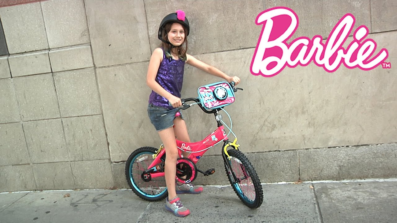 Barbie Passport Bike Dynacraft