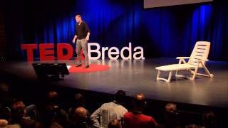 Towel Balance & The Pool Chair Problem: Rens Van Der Vorst At Tedxbreda