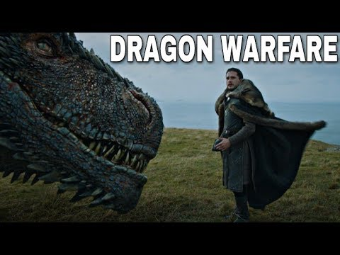 A Dance with Dragons is Coming in Season 8  Game of Thrones Season 8