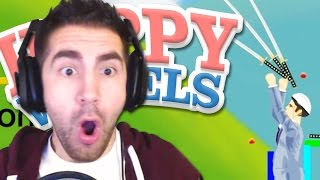 Happy Wheels - SWORD THROW LEVELS - Part 9