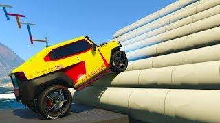ESCALADA 100% IMPOSIBLE - CARRERA GTA V ONLINE - GTA 5 ONLINE
