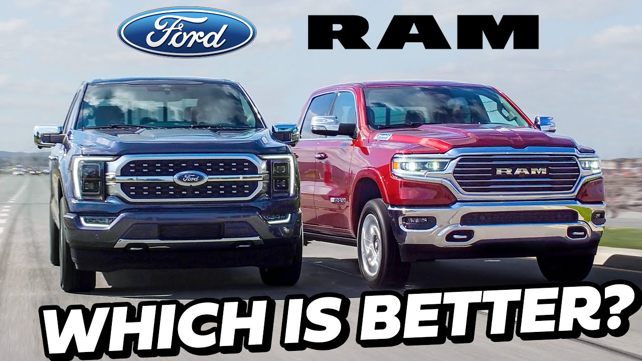 Download 2021 Ford F-150 vs Ram 1500 - WHICH TRUCK IS THE BEST?