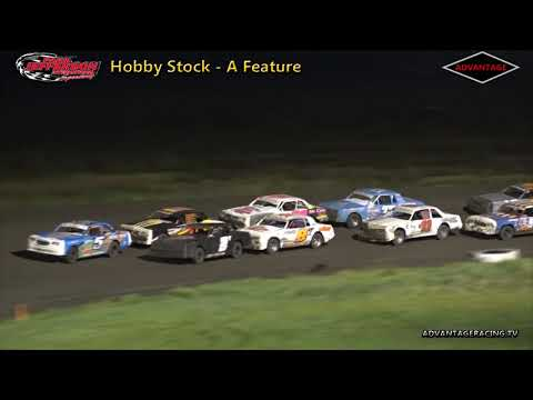 Hobby Stock Feature - Park Jefferson Speedway - 7/14/18