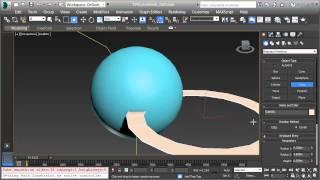 Solar System: 3dsMax Technical Video Part 4