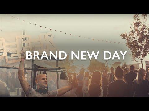 JEFFK feat. Jonny Rose - Brand New Day (Official video)