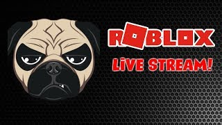 ROBLOX Live Stream! **ROAD TO 200**