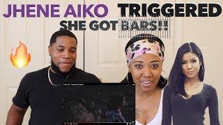 Jhené Aiko - Triggered (freestyle) | Reaction |