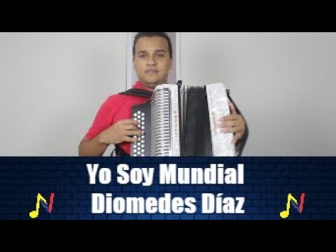 Tutorial Acordeon Yo Soy Mundial