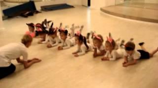 Открытый урок Театра-Студии Танца «Жар-птица»