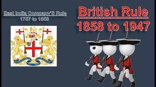 (British Raj) History of Indian Constitution 2