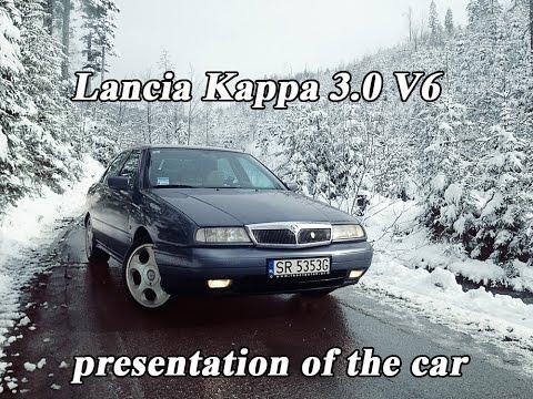 Lancia Kappa 3.0 V6 Busso  - Presentation Of The Car