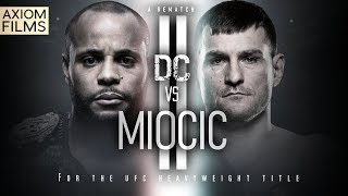 "UFC 241: Cormier vs Miocic 2 ""War Dogs"" (HD) Extended Promo, MMA, Rematch, Titlefight, Axiom Films"