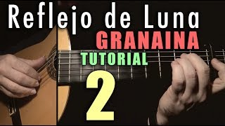 Flamenco Tremolo Exercise - 17 Reflejo de Luna - by Paco de Lucia