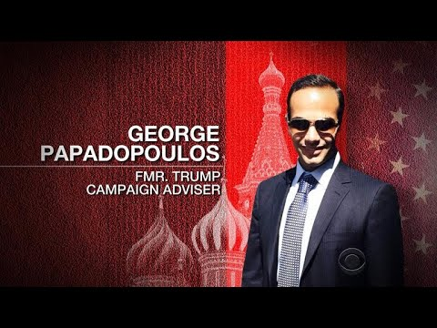 George Papadopoulos pleads guilty to lying to FBI