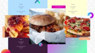 Cafe / Restaurant Promo / Modern Bar Menu By Drev0 | VideoHive - After Effects Templates