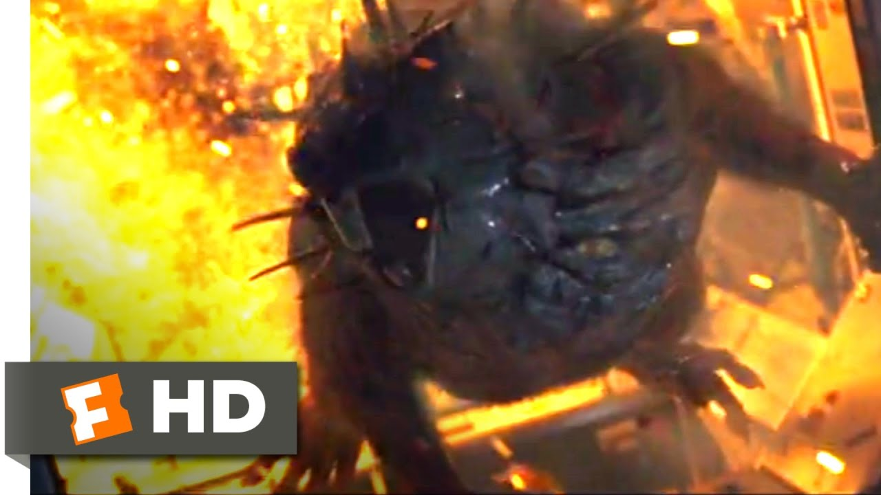 Download Rampage (2018) - Killer Space Rat Scene (1/10) | Movieclips