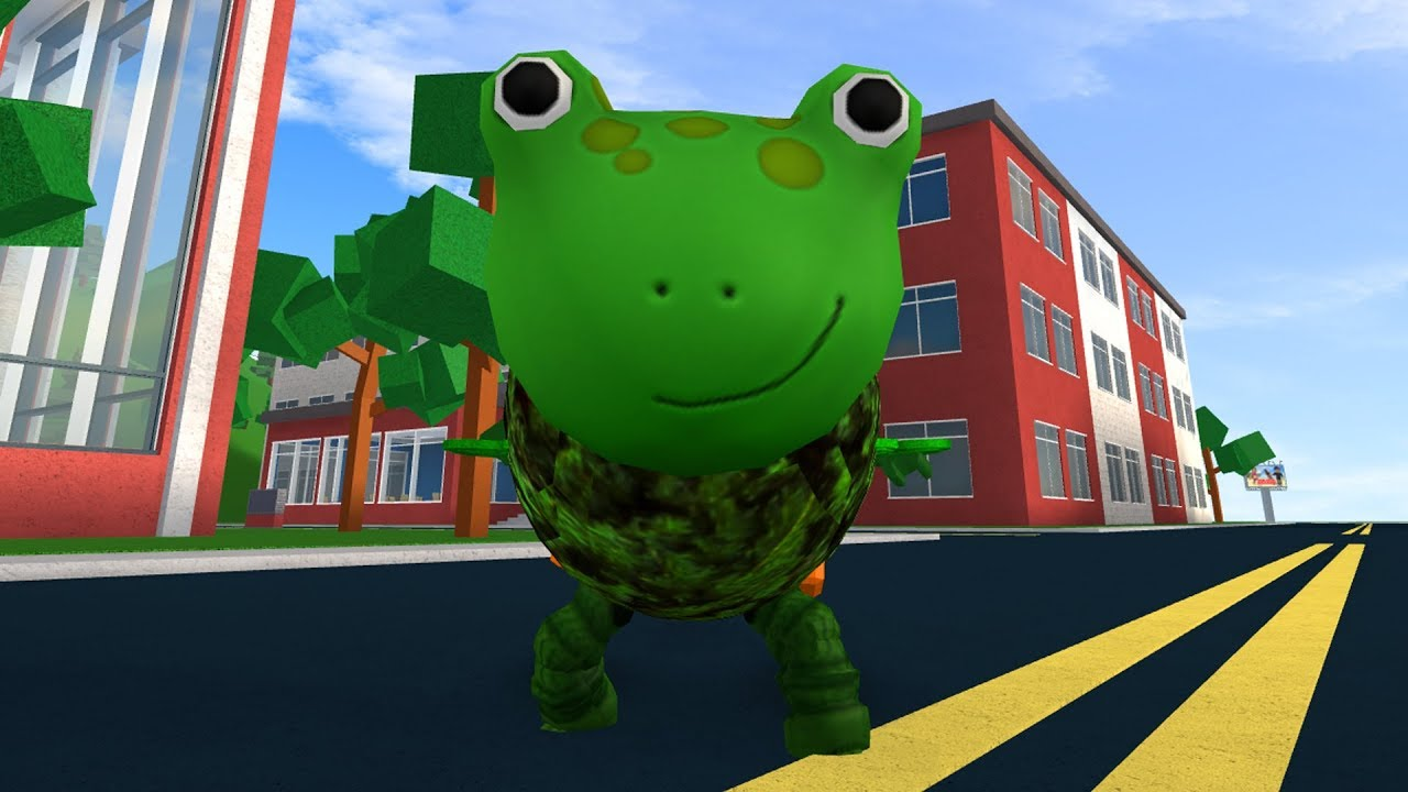 Video HOW TO BE A GIANT FROG IN ROBLOXIAN HIGHSCHOOL!!