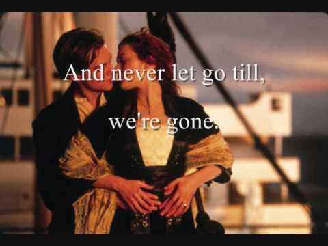 Titanic  My Heart Will Go On Karaoke