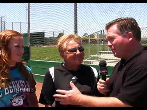 SureWest Sports Show Year in Review Interview with Danielle Henderson and Mary Jo Truesdale.flv