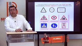 15)Ali BİROL - Trafik Güvenliği (Sınıf Öğrt.- Alan Bilgisi)2020