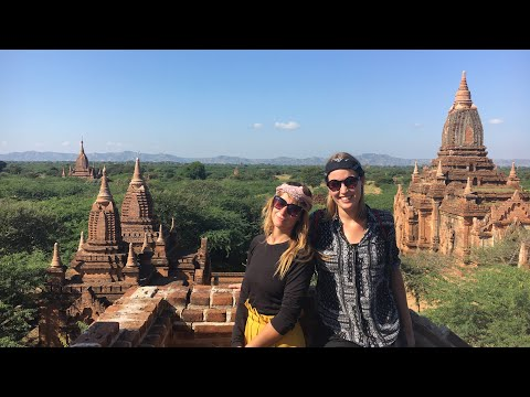 Two weeks of backpacking in Myanmar