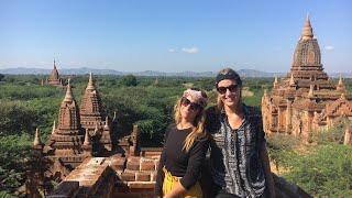 Two weeks of backpacking in Myanmar
