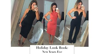 Lookbook: Cocktail Attire: Special Event OOTD: New Years Eve OOTD