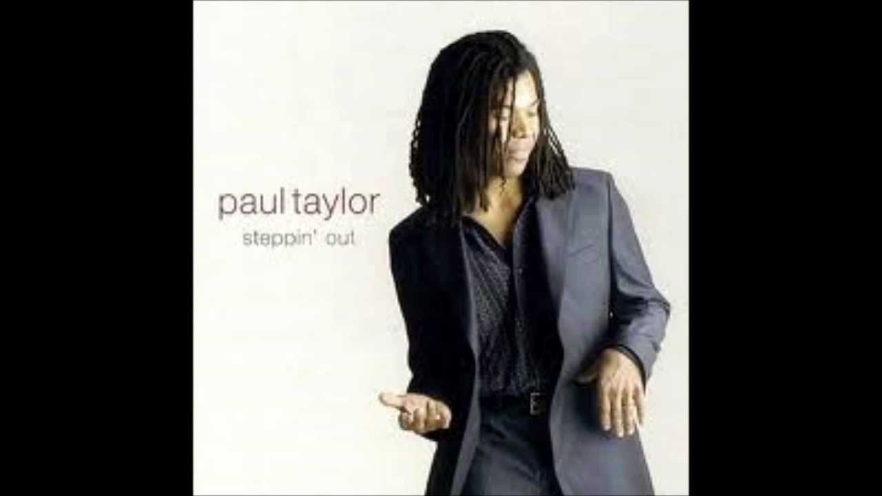 Paul Taylor - Magazine cover