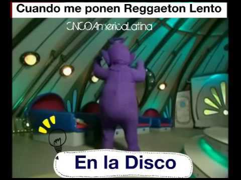 Como Cuando Escuchas Reggaeton Lento