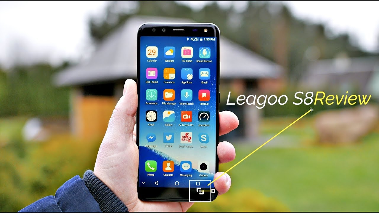 Leagoo S8 Review - Quality Cheap Phone with 4 Cameras!