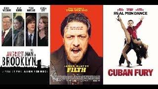 Trailer Thursdays: The Angriest Man In Brooklyn, Filth, Cuban Fury