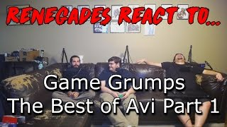 Renegades React to... Game Grumps The Best of Avi Part 1 thumbnail