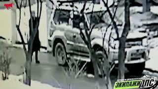 Поступок девушки за рулем поразил приморцев