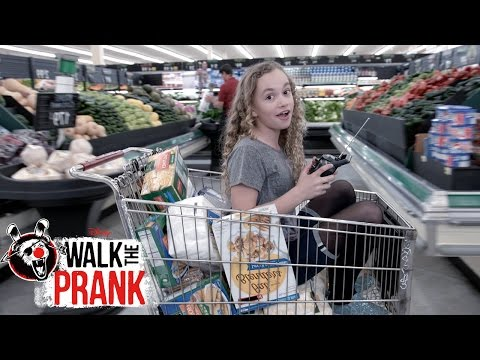 Shopping Cart | Walk The Prank | Disney XD