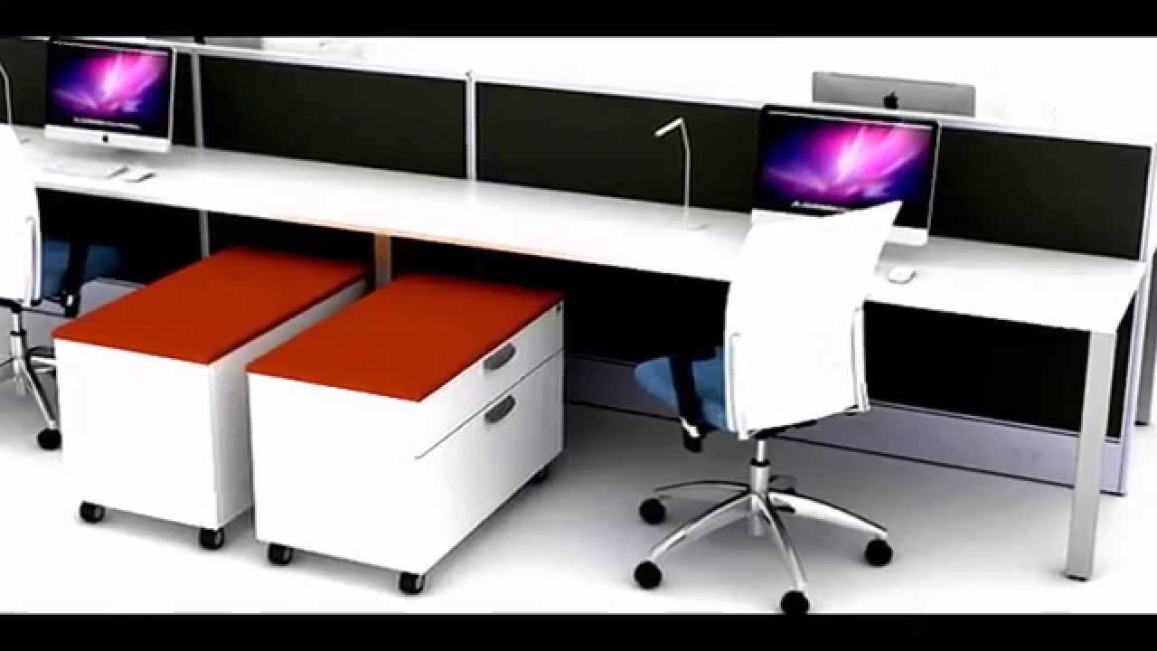 Office Interior Decoration By Office Workstation Furniture