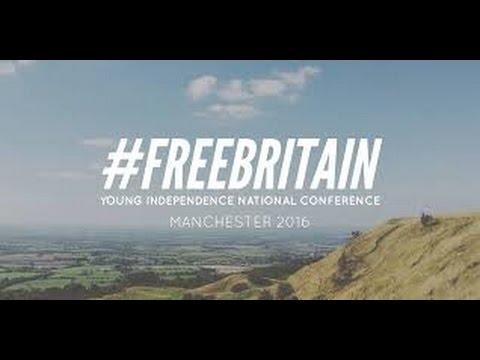 UKIP YI Conference David Coburn and Nathan Gill speeches part1