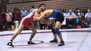 20150131161001 ONT JR Prov FS55kg Oren Furmanov Guelph vs