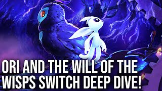 Ori And The Will of the Wisps Switch Analysis: Inside An 'Impossible' Port