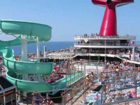 Carnival Triumph Western Caribbean Cruise Ship YouTube - West caribbean cruise