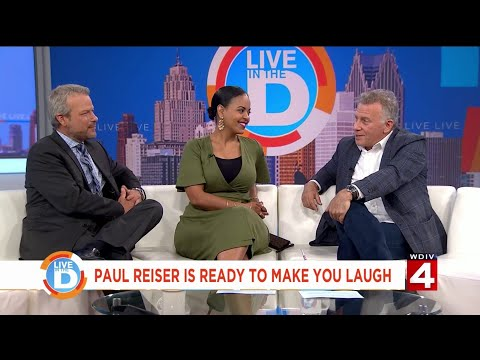 Live in the D: Paul Reiser is ready to make you laugh at the Royal Oak Music Theater