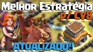 GOHOWIVA CV8 - CLASH OF CLANS