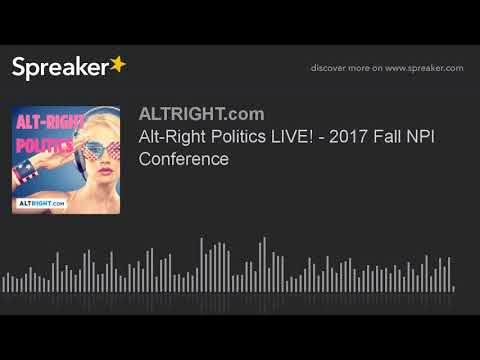 Alt-Right Politics LIVE! - 2017 Year In Review