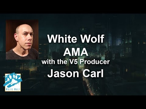 White Wolf AMA 13th of July 2018