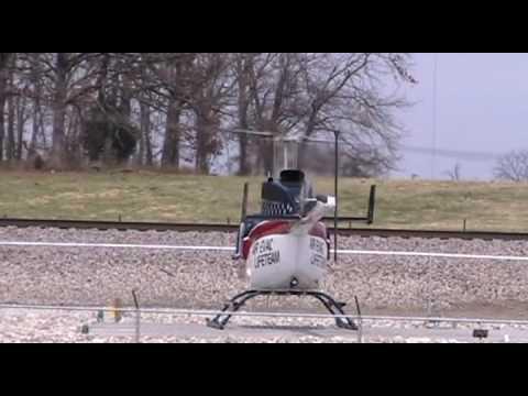 Air Evac-N248AE & N132AE-Bell 206