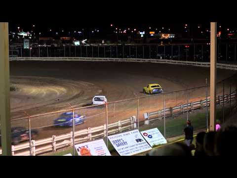 EWSC Racing Street Stock Feature 8/22/2012
