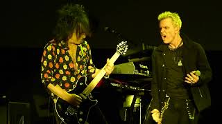 Billy Idol - Whiskey and Pills ~ Lucca 2015 [Archive]